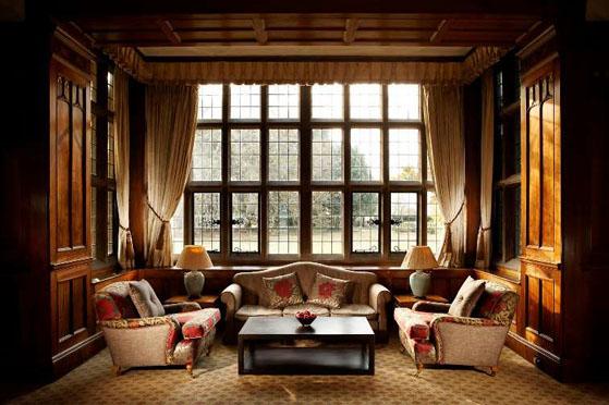 ware fanhams hall hotel: