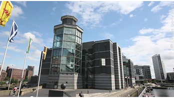 NEW DOCK Hall and Royal Armouries Museum