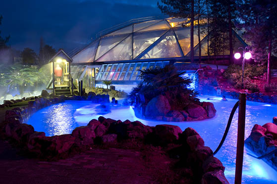 Center Parcs Sherwood Forest Newark Nottinghamshire Venue Details