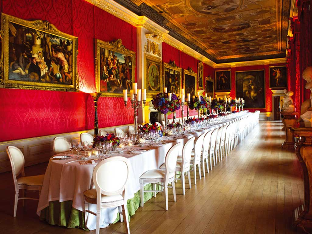 Kensington Palace State Apartments London Venue Details: kensington palace state rooms