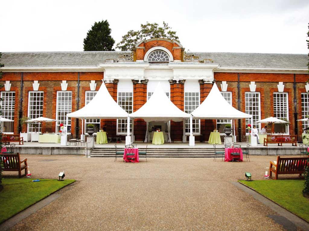 Kensington Palace State Apartments London Venue Details