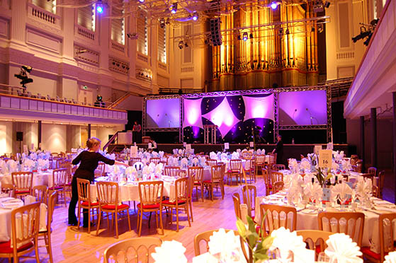 Birmingham Wedding Facilities | Town Hall Birmingham Birmingham West Midlands Venue Details