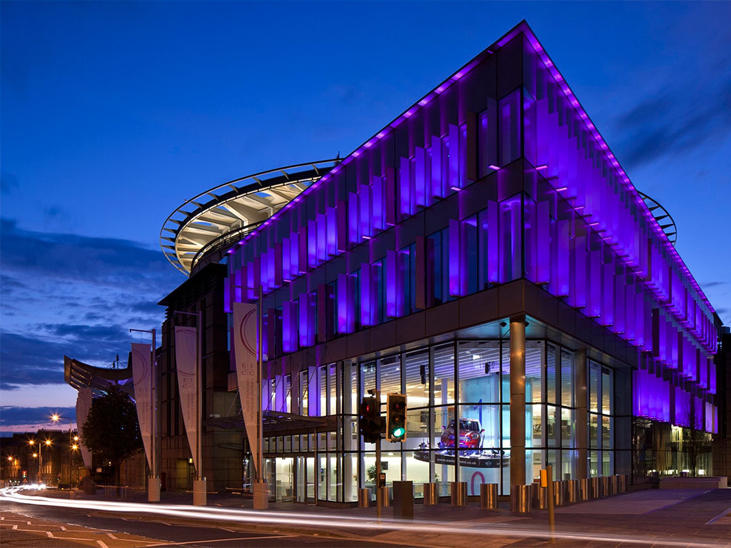 Edinburgh International Conference Centre Eicc