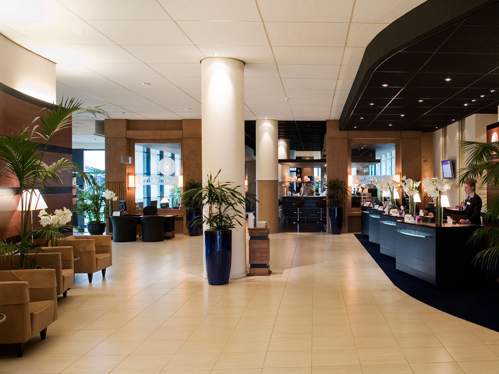Radisson Blu Hotel Amsterdam Airport, Amsterdam » Venue Details