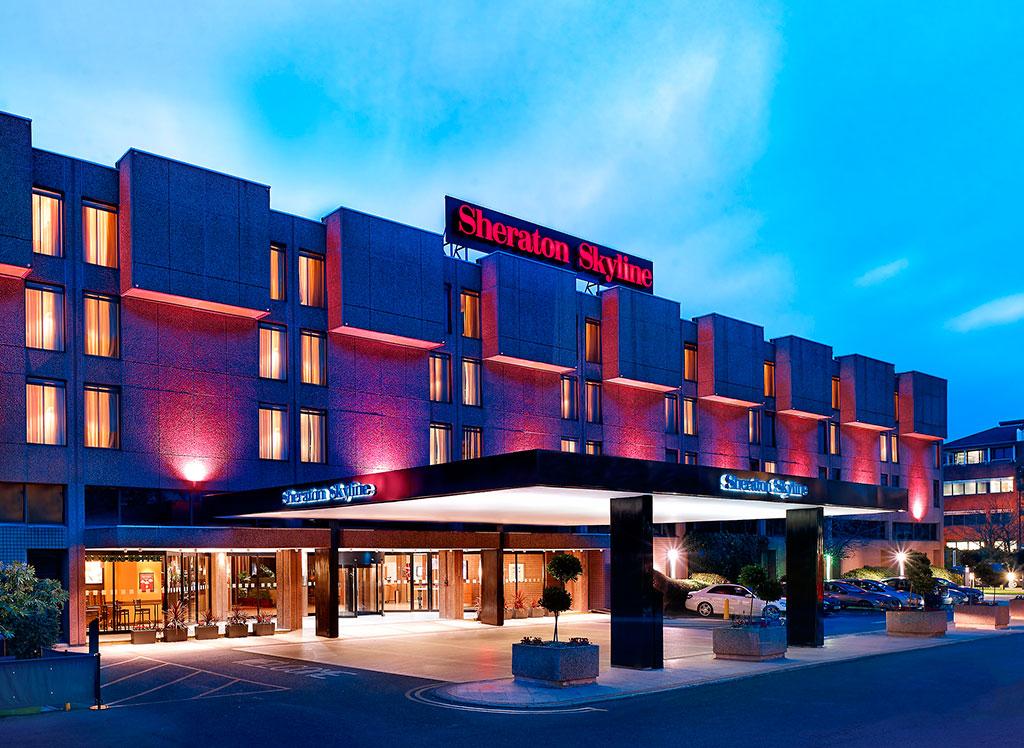 Sheraton Skyline Hotel London Heathrow Hayes Middlesex Venue Details