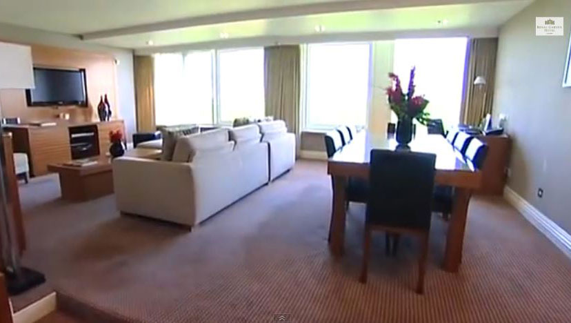 Accommodation Video - Royal Garden Hotel, London (2012) - video thumbnail