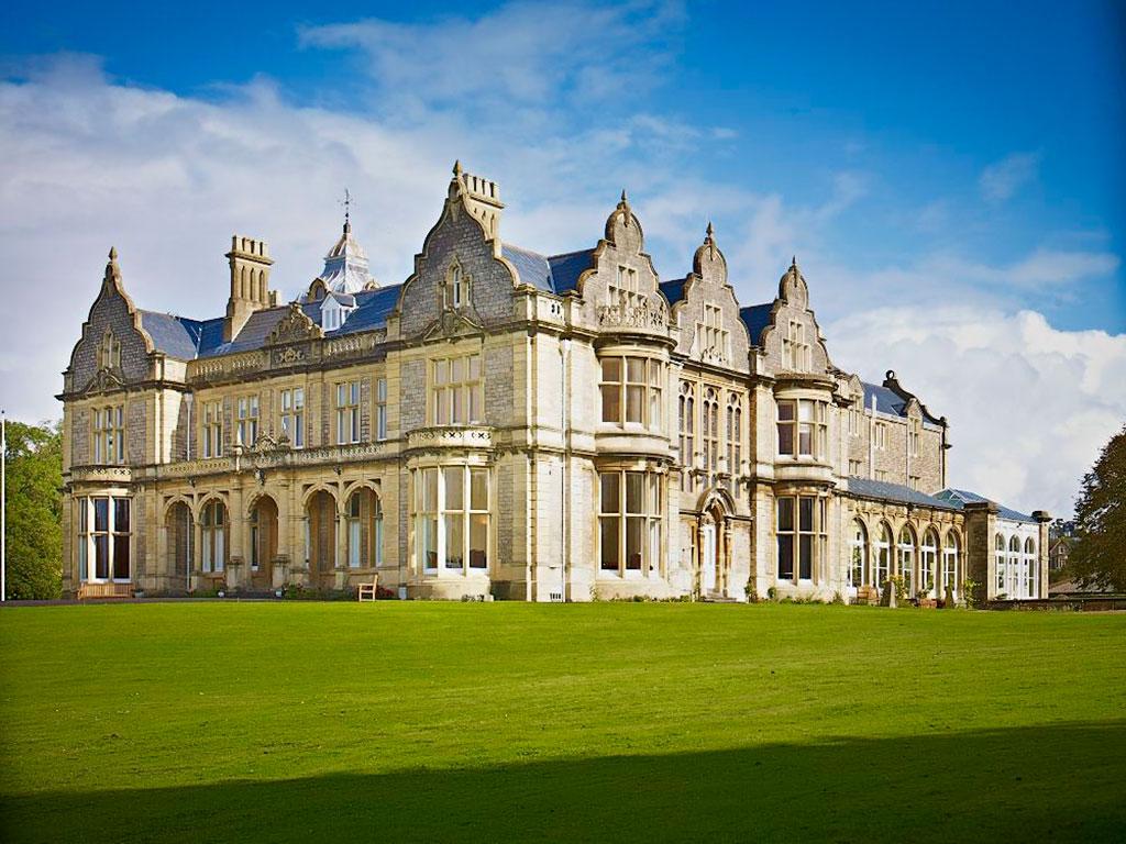 Clevedon Hall Clevedon Somerset 187 Venue Details