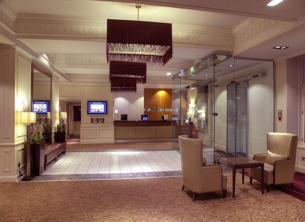 Hilton Edinburgh Grosvenor Edinburgh Midlothian Venue Details