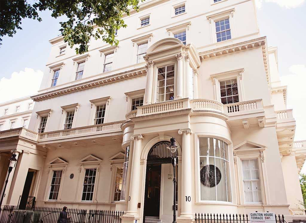 10 11 carlton house terrace london venue details