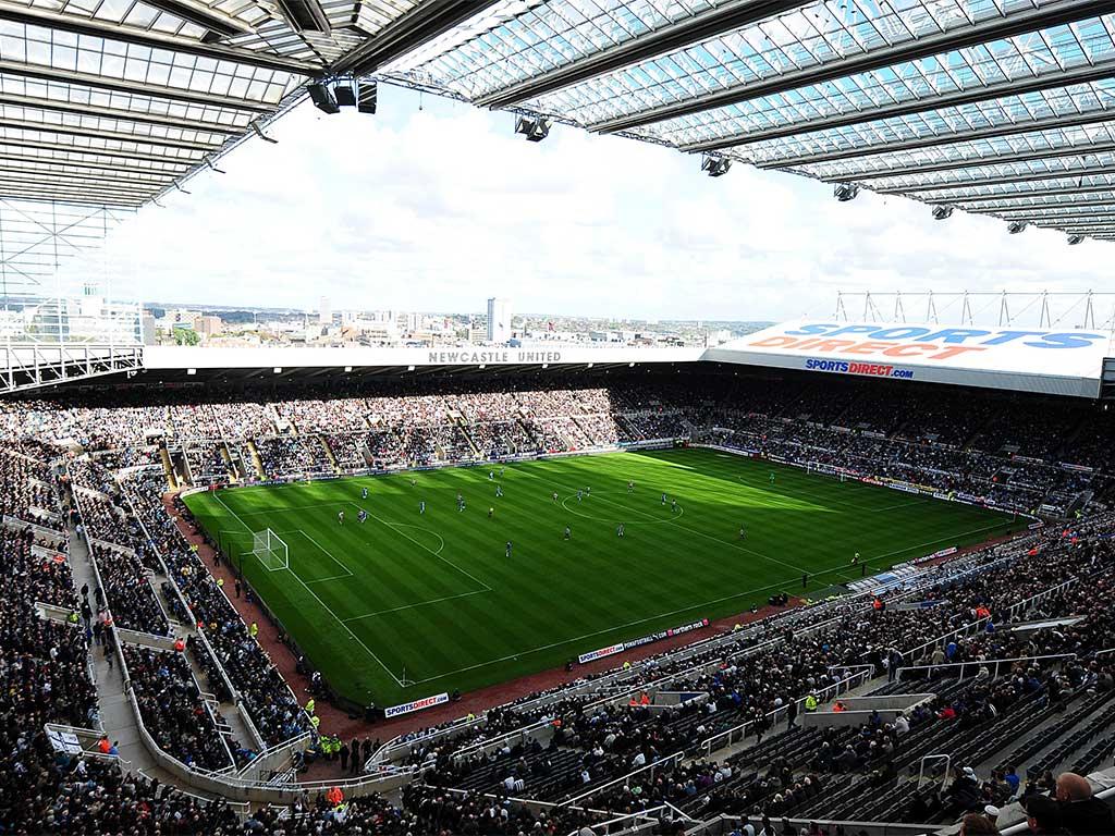 Newcastle United Football Club, Newcastle upon Tyne, Tyne ...