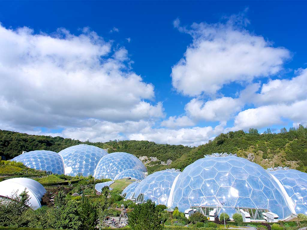Eden Project Par Cornwall 187 Venue Details