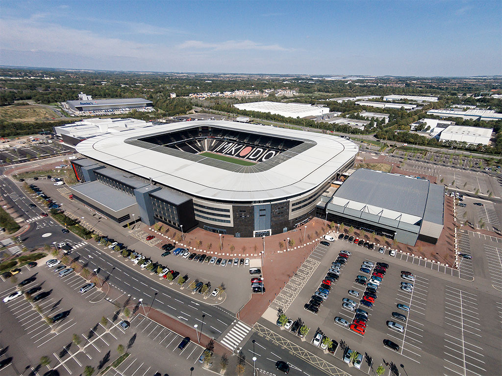 Stadium Mk Milton Keynes Buckinghamshire 187 Venue Details