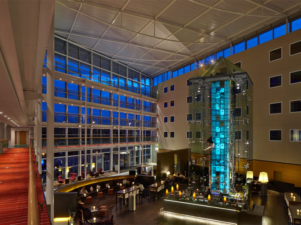 Radisson blu hotel london stansted airport stansted for Radisson hotel