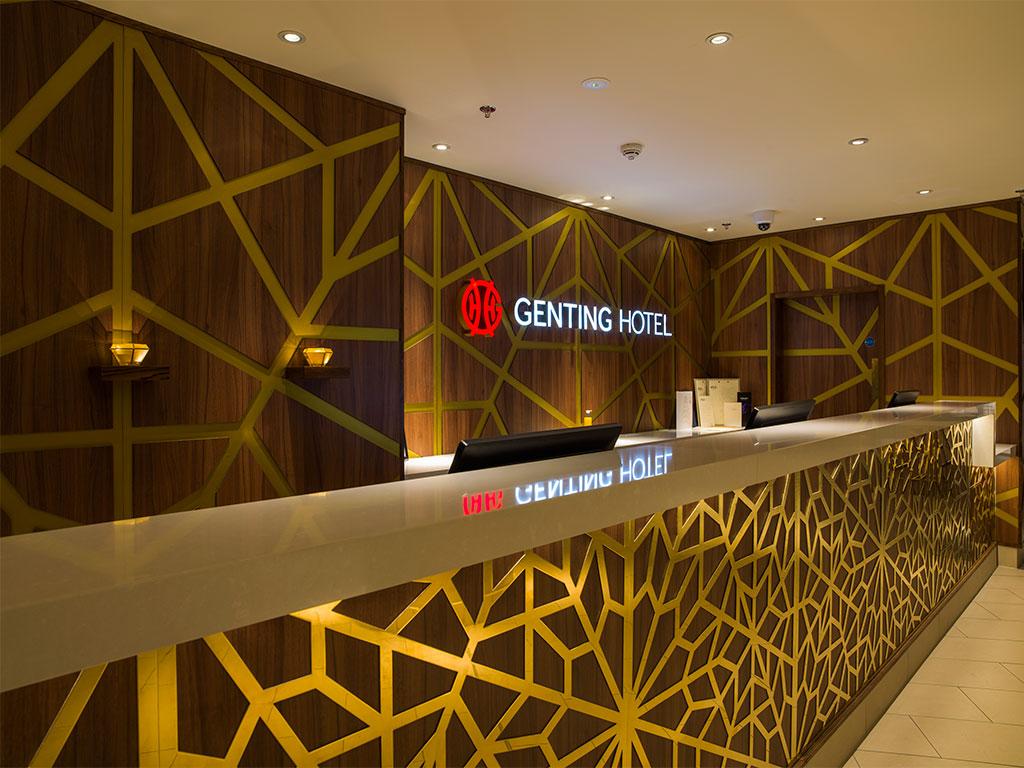 genting hotel birmingham