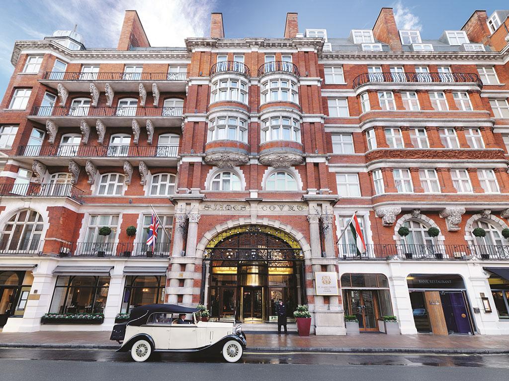 St  James U0026 39  Court  A Taj Hotel Conferencing  U0026 Banqueting