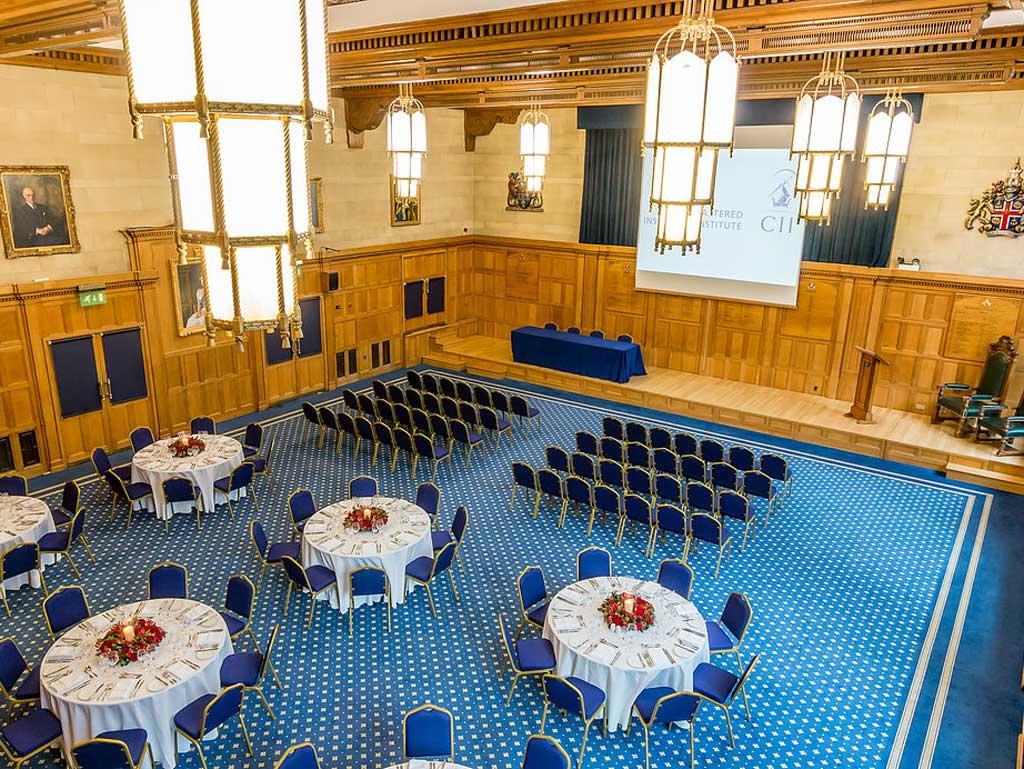 Chartered Insurance Institute London Venue Details