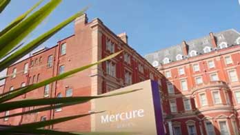 Mercure Exeter The Rougemont Hotel