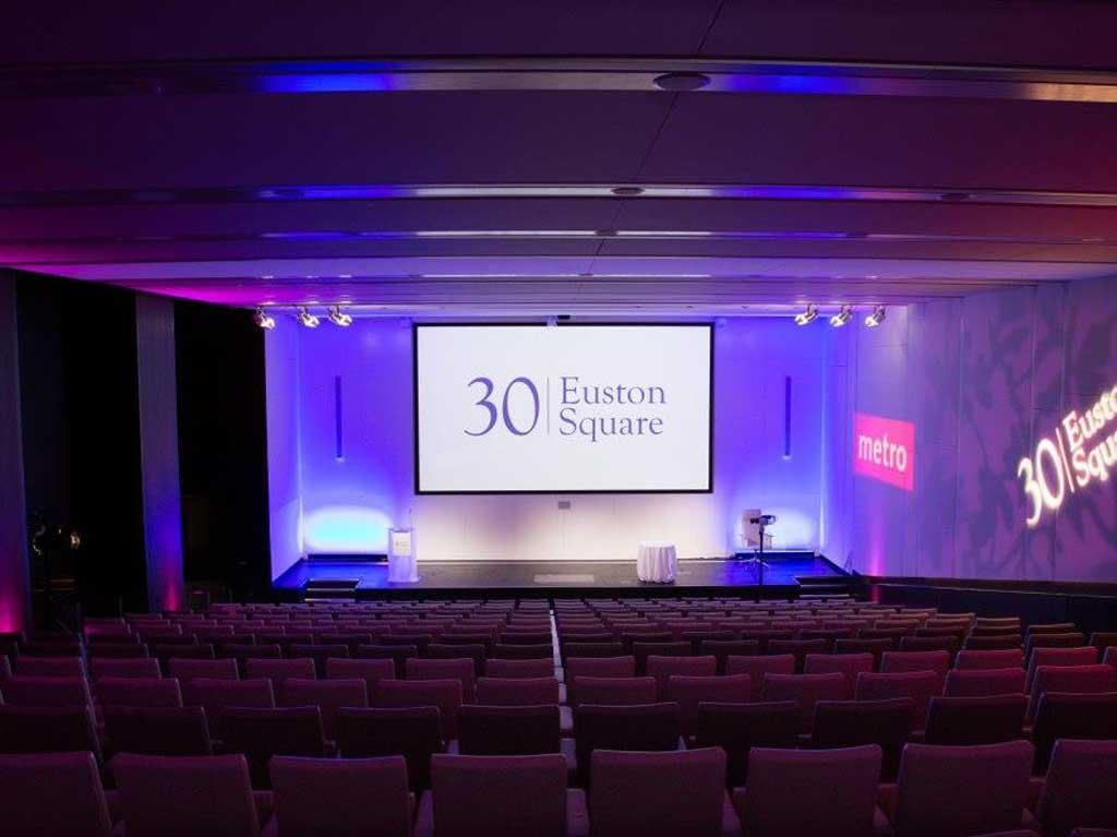 30 Euston Square London Venue Details