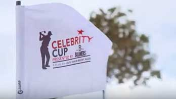 The Celtic Manor Resort: The Celebrity Cup 2016 - video thumbnail