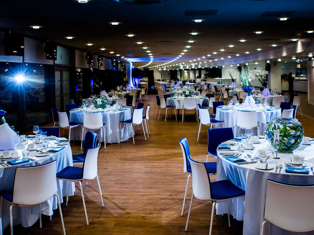 Manchester City Football Club 187 Legends Suite
