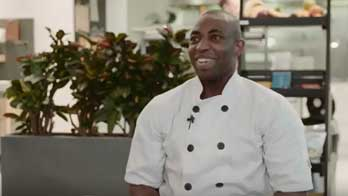 20 Cavendish Square : Interview with Sous Chef Muny - video thumbnail