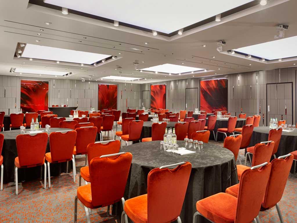 Park Plaza Riverbank London Venue Hire