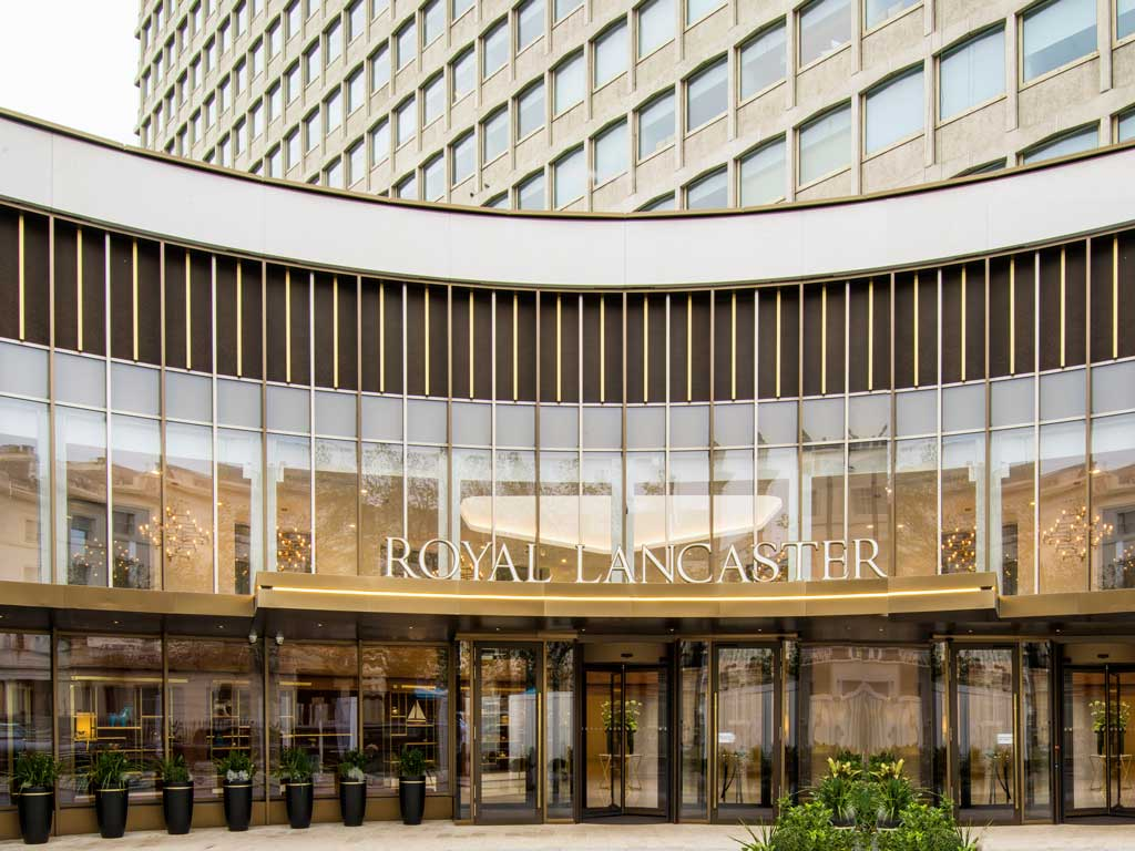Royal Lancaster London London Picture Gallery