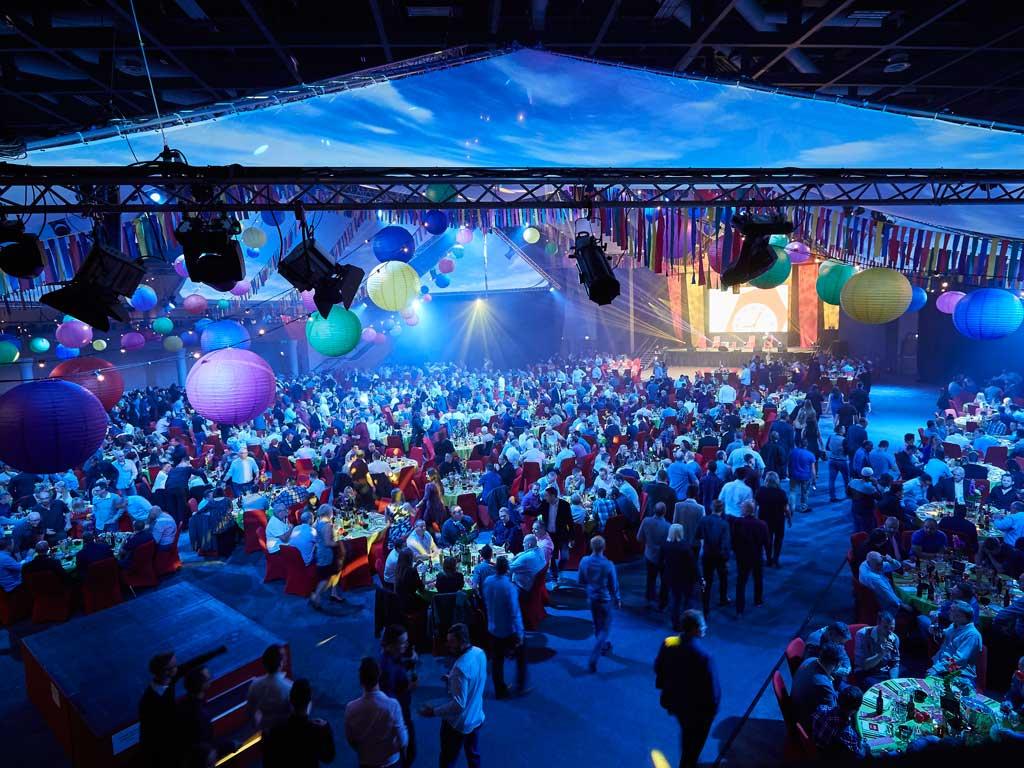Icc Birmingham Venue