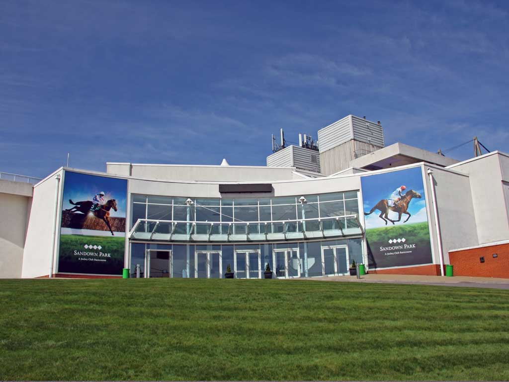 Sandown Racecourse Parking