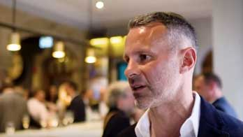 Stock Exchange Hotel : Co-owners Ryan Giggs and Gary Neville on the importance of bringing the building back to life. - video thumbnail