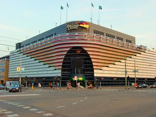 Holland Casino Scheveningen Parkeren