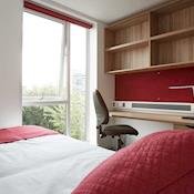 Accommodation - En-suite Room - Manchester Metropolitan University