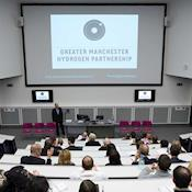 Business School Lecture Theatre - Manchester Metropolitan University