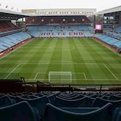 Villa Park, home of Aston Villa Football Club