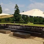 Terrace - Active Hospitality - Easthampstead Park