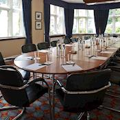 Worcester Suite - Boardroom style - The Abbey Hotel