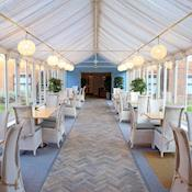 The conservatory - The Hog's Back Hotel & Spa Farnham