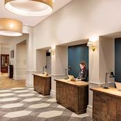 Reception - Jurys Inn Cardiff