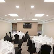 Boardroom set for Presentation - Coldra Court Hotel by Celtic Manor