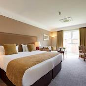Refurbished Double Room - Coldra Court Hotel by Celtic Manor