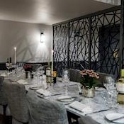 Private Dining - Dukes - Active Hospitality - Villiers Hotel