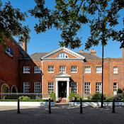 Hotel Front - Sir Christopher Wren Hotel & Spa