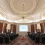 Ballroom in theatre style - Amba Hotel Charing Cross