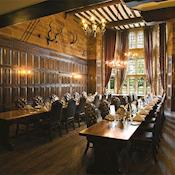 Baronial Hall Dining Room - Highgate House, A Sundial Venue