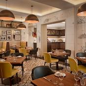 Mercante Restaurant - Sheraton Grand London Park Lane Hotel