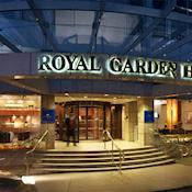 External - Royal Garden Hotel