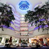 Resort Hotel Atrium Lobby - The Celtic Manor Resort