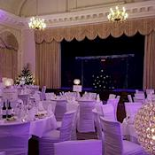 Compton Room with stage - The Grand Hotel