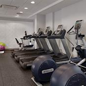 Fitness Centre - DoubleTree by Hilton London Angel Kings Cross (formerly Islington)