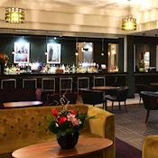 Bar / Lounge - Jurys Inn Birmingham